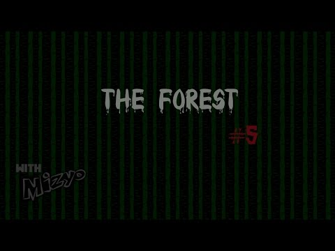 Let's Play The Forest - Anybunny Nobunnies..