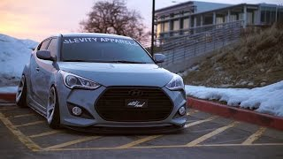 Levity Apparel Blakes scraping low 2014 Veloster R Spec