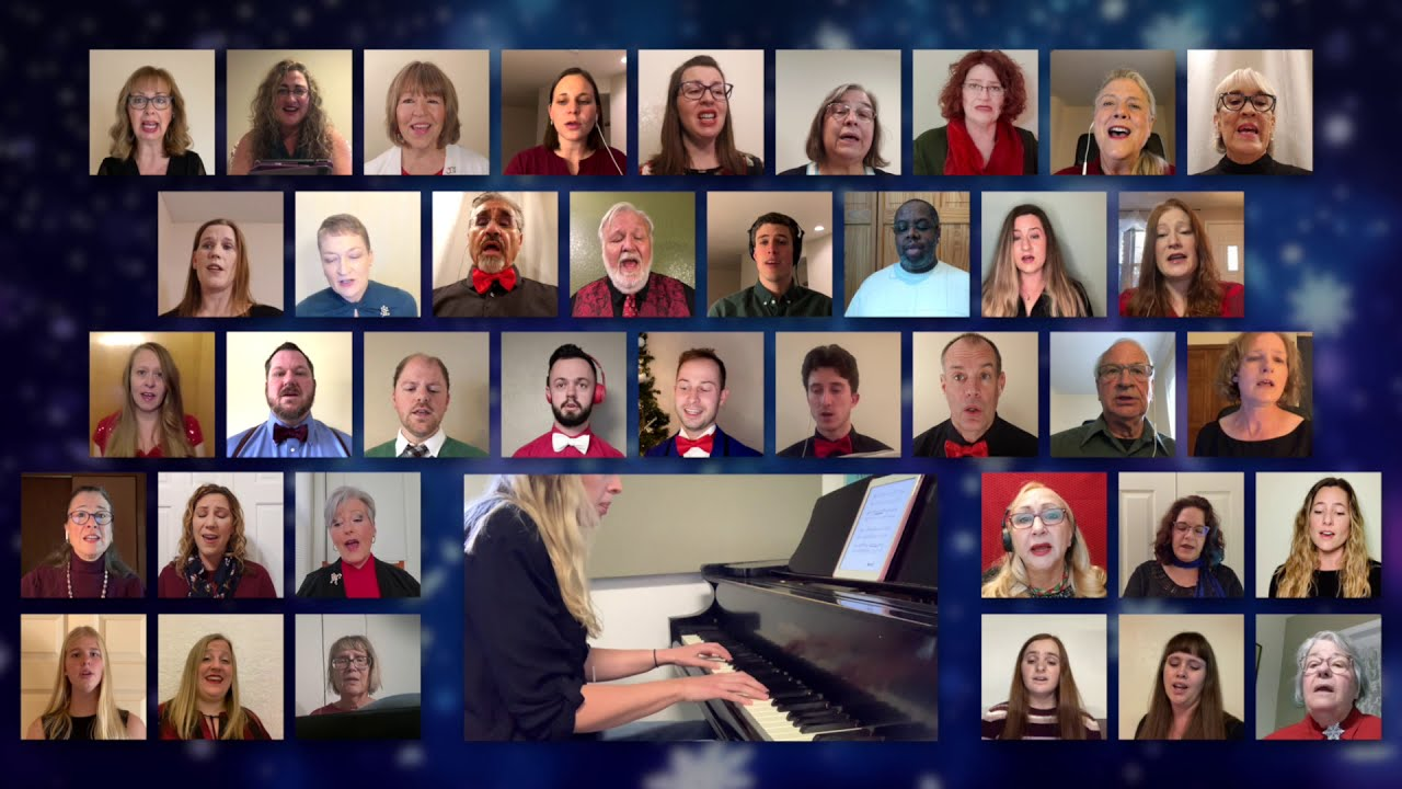 I'll Be Home for Christmas - Colorado Chorale