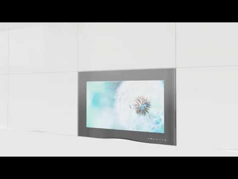 Телевизор встраиваемый для кухни KITEQ TV 22A12S B 1