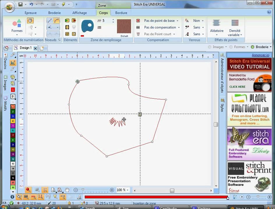 logiciel de broderie gratuit tajima