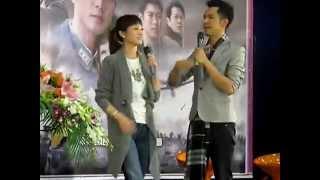 Phim Han Quoc | Chung Hán Lương Lý Tiểu Nhiễm khiêu vũ | Chung Han Luong Ly Tieu Nhiem khieu vu