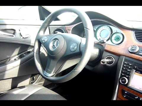 2009 mercedes benz cls 320 cdi walkaround youtube. Black Bedroom Furniture Sets. Home Design Ideas