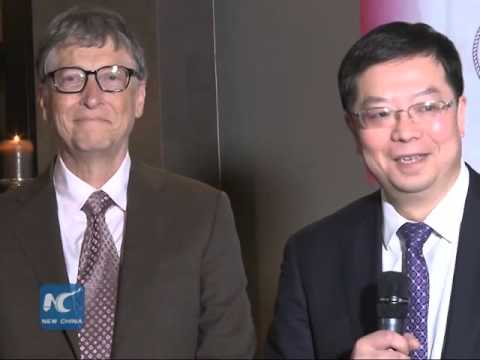 Tsinghua University, Gates Foundation establish co-op on drugs