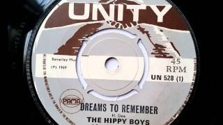 The Hippy Boys Dreams To Remember - Max Romeo Wet Dream - Unity - Pama Records