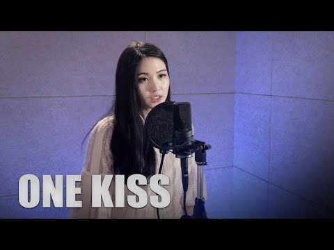 Calvin Harris, Dua Lipa - One Kiss (ACOUSTIC cover by Zaylin)