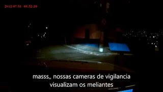 Perseguição à motocicleta no bairro Mantiqueira