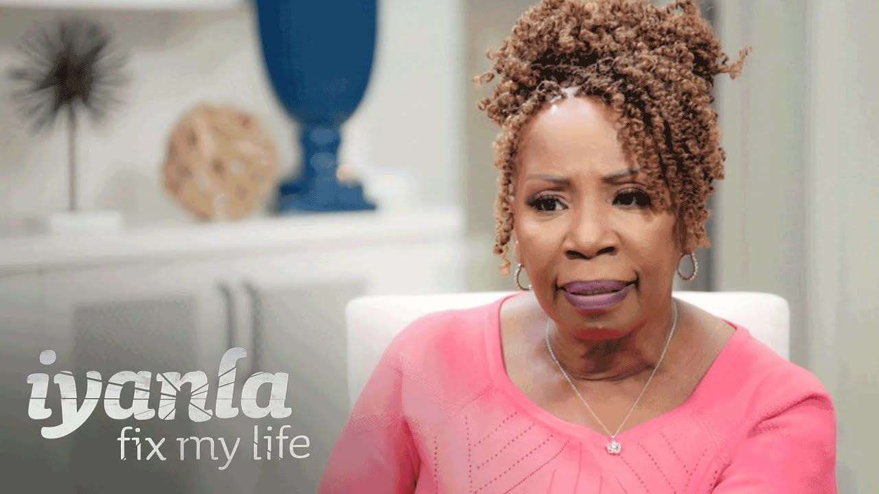 Iyanla Lays Into Trina Braxton And Her Ex For Their