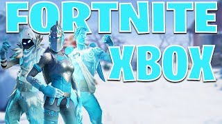 🔴FORTNITE XBOX ONE LIVE STREAM! NEW FROZEN LEGENDS BUNDLE! PLAYING WITH SUBSCRIBERS!