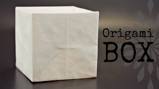How to make an origami Heart Box (Bottom)