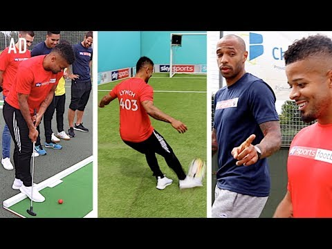 F2 VS LEGENDS & YOUTUBERS - EPIC SPORTS DAY!