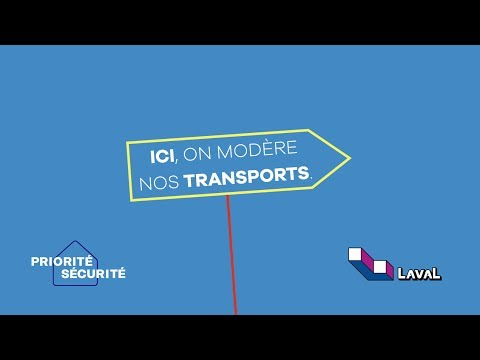 À Laval, on modère nos transports