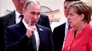Путин сватается к Меркель,юмор,смешное видео