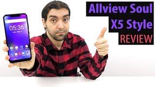 Allview Soul X5 Style Review (Telefon Elegant cu ecran de 6.2 inch, cameră cu Bokeh)