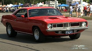 Chrysler Group at the 2014 Woodward Dream Cruise