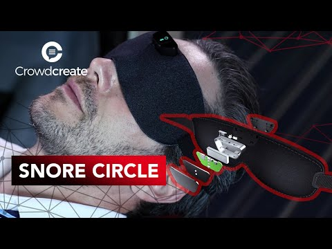 hqdefault - Snore Circle: the anti-snoring eye mask that creates better sleep for everyone