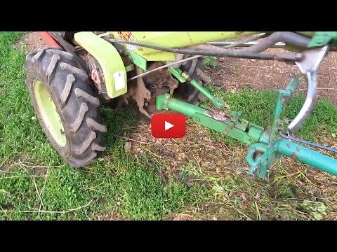 Сенокос 2017 трактором МТЗ 82 1 - смотреть онлайн