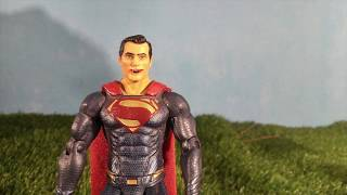 Super Cafe || Stop Motion|| Superman|| Spiderman||DC Comics|| Marvel Comics||