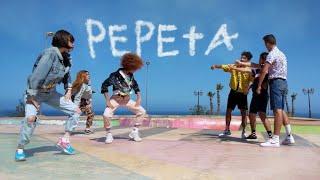 Pepeta - Nora Fatehi, Ray Vanny | Dance Choreography