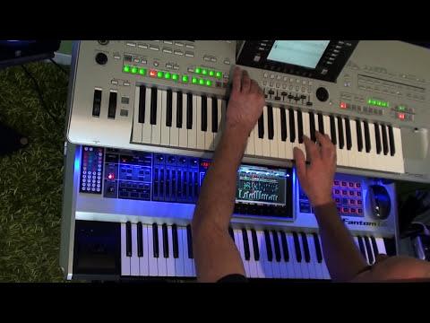 Harold Faltermeyer -  Axel F COVER By ALBERT