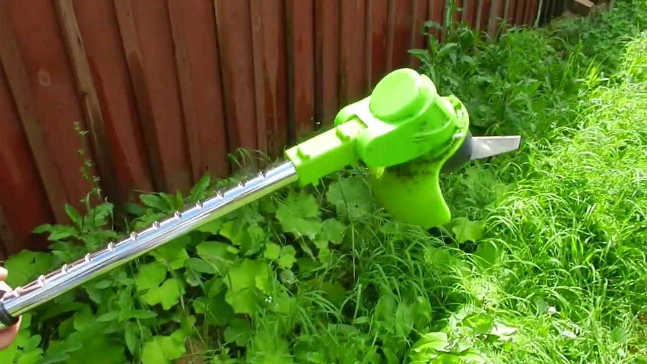 триммер для травы спб
