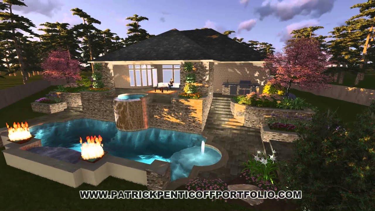 Landscape architect urban planner lumion design 5 0 for Home design 3d outdoor garden mac