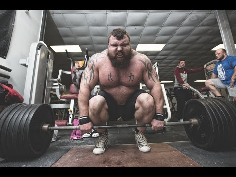 Eddie Hall's battle to become World's Strongest Man 2015 - behind the scenes
