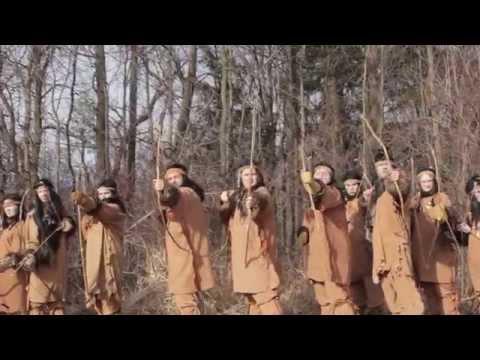 Le Nouveau Monde de Champlain (épisode 6) L'hiver des croyances au Ouendaké