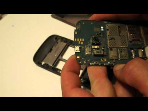 Nokia e5 Disassembly & Assembly - Digitizer, Screen & Case Replacement Repair