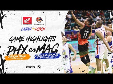 Highlights: Phoenix vs Magnolia | PBA Governors' Cup 2019