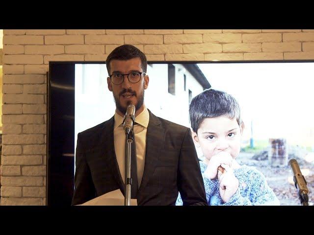 Donatorsko veče za izgradnju kuće porodice Savić iz Koretišta na Kosovu i Metohiji - Srbi za Srbe
