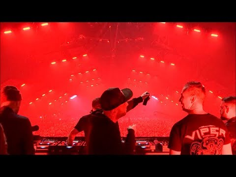 Matrix & Futurebound - Mystery Machine Live @ Rampage 2018