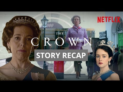 The Story Of The Crown - A Recap Ahead Of Season 3