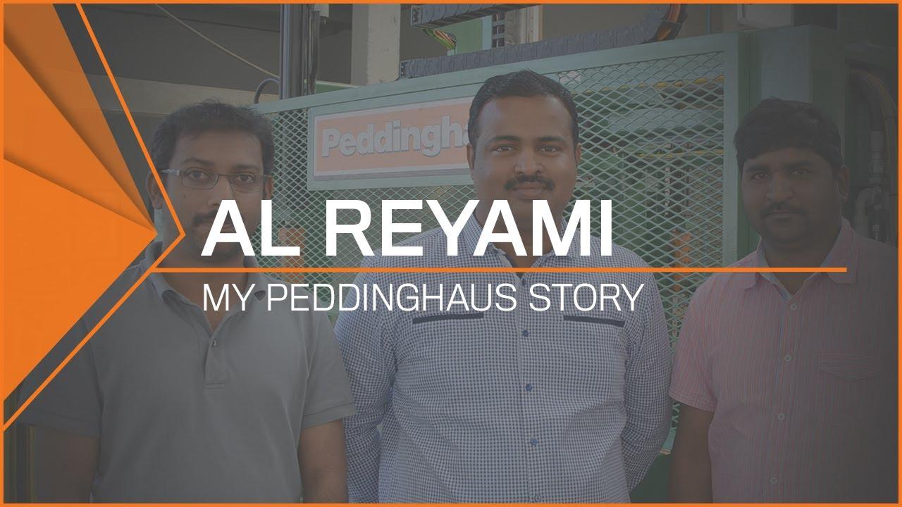 My Peddinghaus Story - Al Reyami Steel Construction - Dubai, UAE