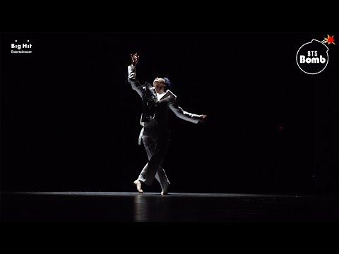 [BANGTAN BOMB] Jimin's Black Swan Solo Behind the Scenes - BTS (방탄소년단)