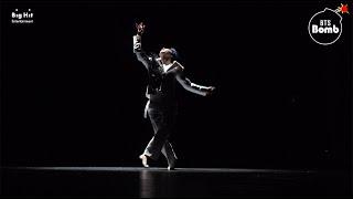 [BANGTAN BOMB] Jimin's Black Swan Solo Behind the Scenes…