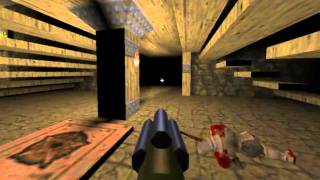 Quake E4M4: The Palace of Hate (secrets)