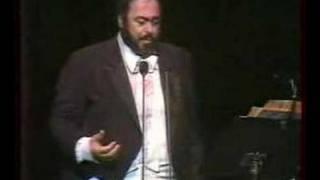 Luciano Pavarotti Mamma, son tanto felice (Bixio) Budapest