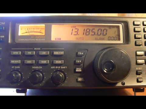 13185khz,USB.Guangzhou-radio .??