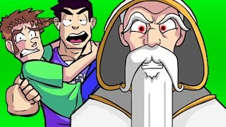 TOBUSCUS ANIMATED ADVENTURES: WIZARDS Cut Scene #1