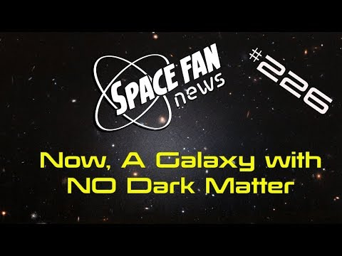 After Dragonfly 44: Astronomers Now Find Galaxy With NO Dark Matter