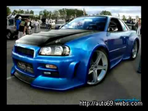 All Fast And Furious Cars >> Fast and Furious cars - CArros do Velocidade Furiosa - YouTube