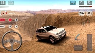 OffRoad Drive Desert BMW X5 - Android IOS gameplay