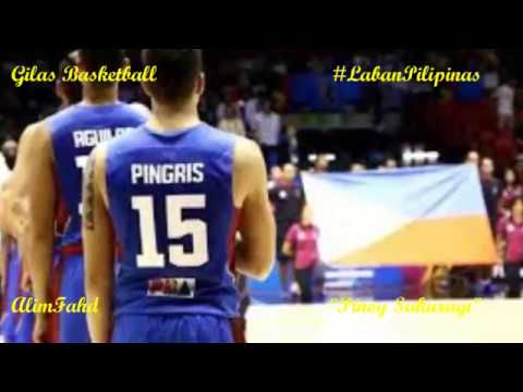 Marc Pingris Gilas Pilipinas Highlights