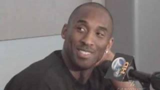 Kobe Bryant Talks About Michael Jackson