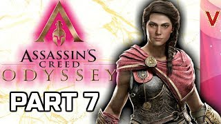 ASSASSIN'S CREED ODYSSEY || PS4 || Kassandra || PART 7 The Mystery Deepens