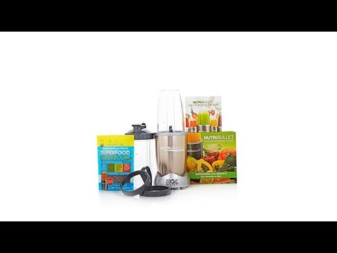 NutriBullet 900 with Superboost and Natural Healing Food...
