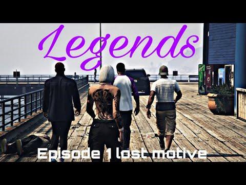 "Download ""Legends"" Season 1 Ep1 ""Lost Motive"""