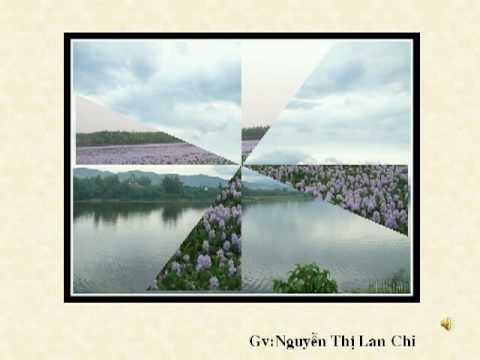 Ngu van 9:MUA XUAN NHO NHO(Gv:Nguyen Thi Lan Chi)