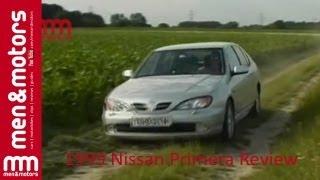 1999 Nissan Primera Review